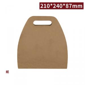 現貨【分享袋 - 牛皮(M)- 2入】210*240*87mm 專利 創新 獨家 咖啡提袋 - 1箱500個 / 1包50個