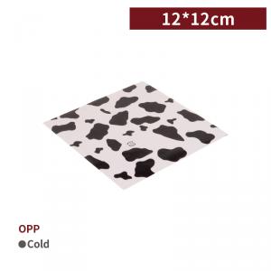 【OPP包裝襯紙 - 乳牛】點心紙 包裝紙 - 1箱20000張 / 1包500張