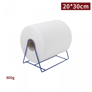 【萬用無塵紙巾-含架】無塵 有架 紙巾 - 1箱12捲 (1捲約160張)