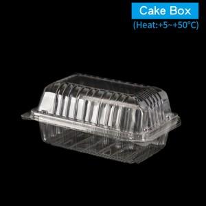【OPS自扣式瑞士捲蛋糕盒-透明】小圓盒 防霧塑膠  - 1箱1800個/1條100個