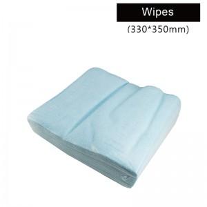 【杜邦擦拭布-藍】清潔 衛生 不含螢光劑 30*35cm - 1箱250個/1包20個