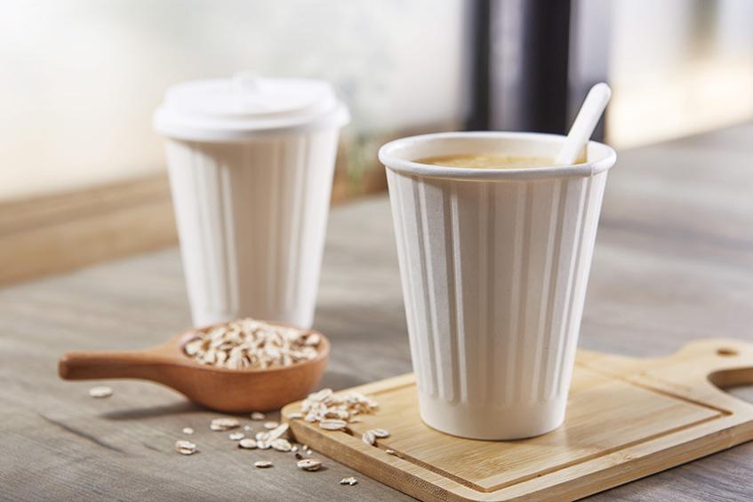 壓紋 12oz 360ml 白杯 90口徑 105mm 熱杯 隔熱紙杯 熱飲杯 加厚紙杯 耐熱杯 防燙杯 雙層杯 隔熱 一次性紙杯 雙層熱飲紙杯 咖啡杯 PE單面淋膜 質感